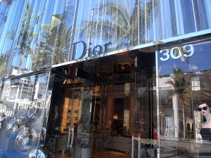 dior rodeo drive